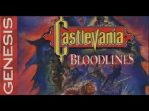 CastleVania Bloodlines - Simon Theme Genesis/MD