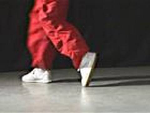 How to moon walk like Michael Jackson