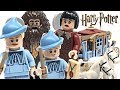 LEGO Harry Potter Beauxbatons' Carriage: Arrival at Hogwarts review! 2019 set 75958!