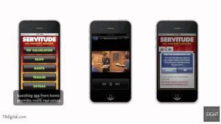 Servitude HTML5 Web App