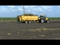Mechanical Planting of Sugar Cane in South Florida