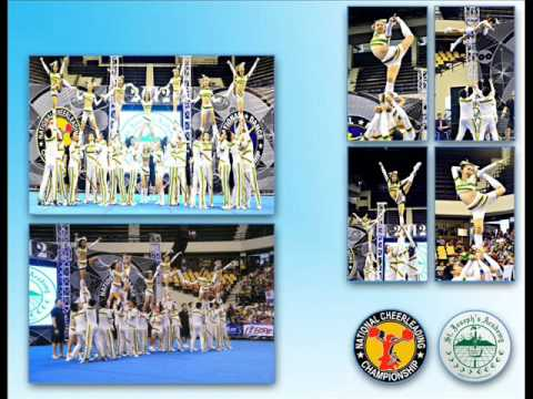 NCC 2012 FINALS SJA CHEERMIX
