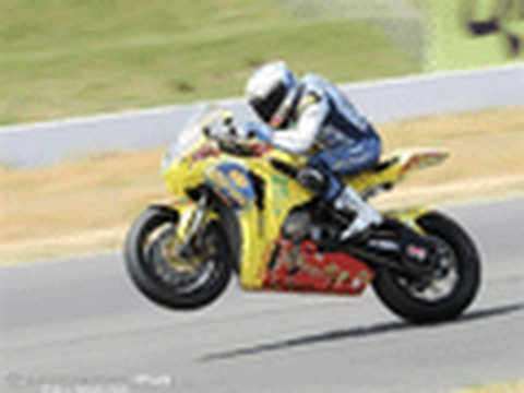 2009 Corona Honda CBR1000RR Superbike Review