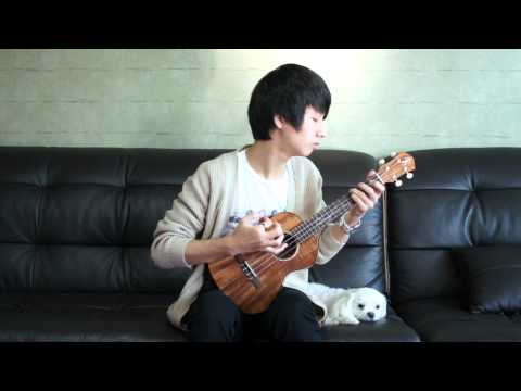 (Bruno Mars) Count On Me - Sungha Jung (Ukulele)
