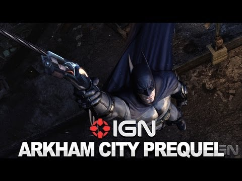 IGN News: Arkham City Sequel Is a Silver Age Prequel