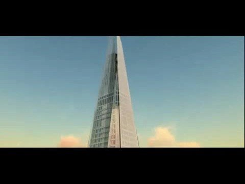 Shard of Glass - London Bridge Tower
