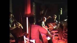Mattia Garavaglia gypsy swing concert 2012 in Camping Cusio