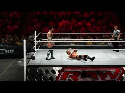 CM Punk hits his finishers in WWE '13 (Official)