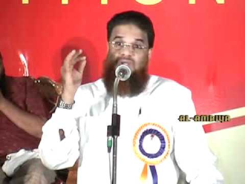 Hussain Salafi Speech Light Exhibition 2012 Puttur prg. part-1
