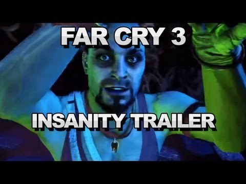 E3 2012: Far Cry 3 Step Into Insanity Trailer (HD 720p)
