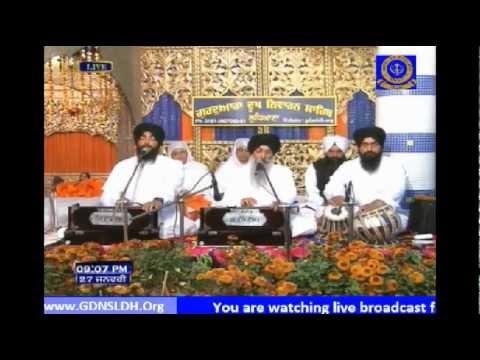 Shiromani Ragi Bhai Harjinder Singh Ji - Gurdwara Dukh Niwaran Sahib, Ludhiana (2013)