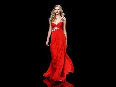 لبس الأحمر يجعل المرأة مرغوبة..فيديو