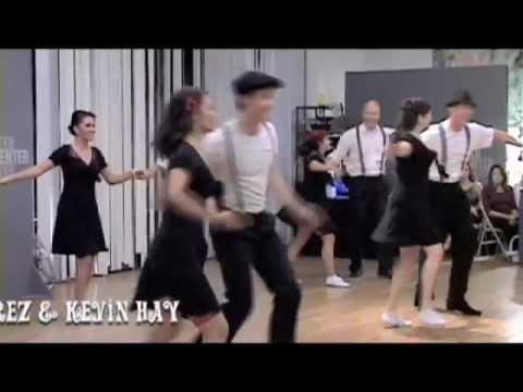 Swing Dancing - Lindy Hop Swing Dance Team
