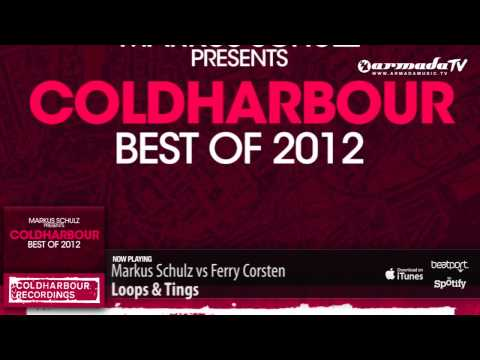 Out now: Markus Schulz presents Coldharbour - Best Of 2012 - UCGZXYc32ri4D0gSLPf2pZXQ