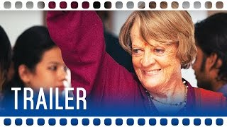 BEST EXOTIC MARIGOLD HOTEL 2 Trailer Deutsch German (HD)