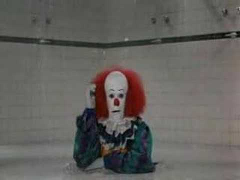 IT the clown clips