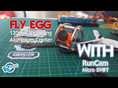 KingKong FlyEgg with RunCam Swift micro - uniq combo - part 2 - UCv2D074JIyQEXdjK17SmREQ