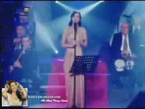 youtube nancy ajram sings mestaniyak