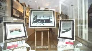 Peter Brook - Gallery Walk Through