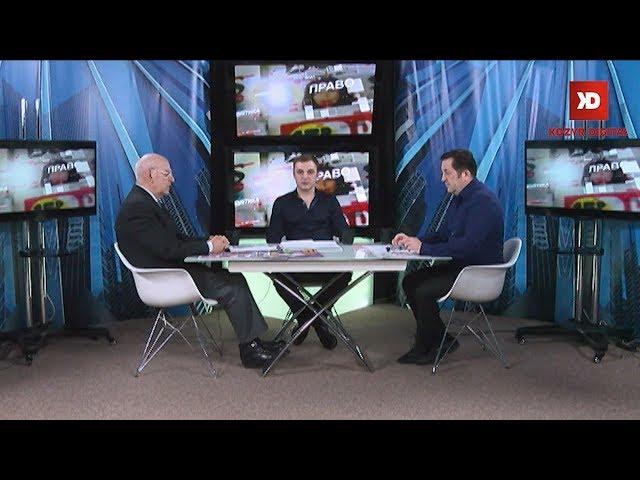 Пресс-эксперт. Гости студии - Виктор Балыков и Роман Балыков