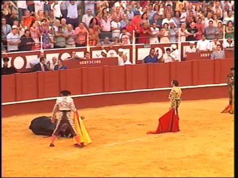PTV Málaga: Feria 2014 Toros 23 Agosto