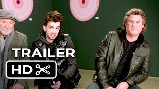 The Art of the Steal Official Trailer (2014) - Kurt Russell, Jay Baruchel Movie HD