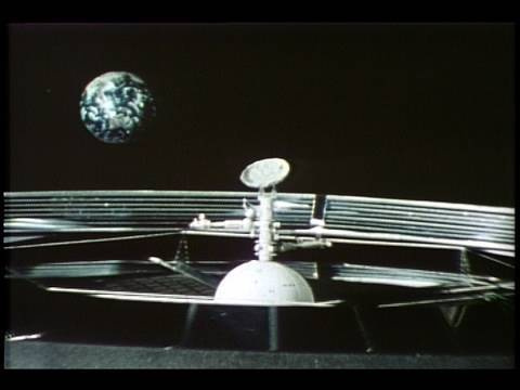 Colonizing Space - -70s Style!