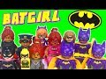 LEGO Batgirl Barbara Gordon Minifigure Collection DC Batman Comparison ????