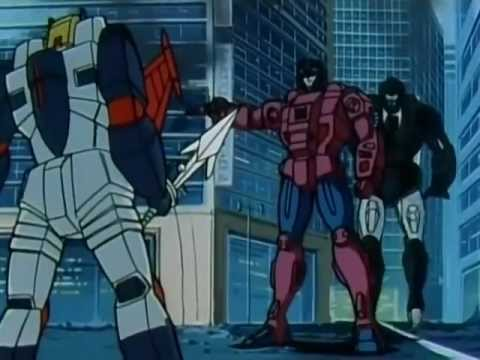 Transformers Masterforce Episodio 01 La Venganza De Los Decepticons