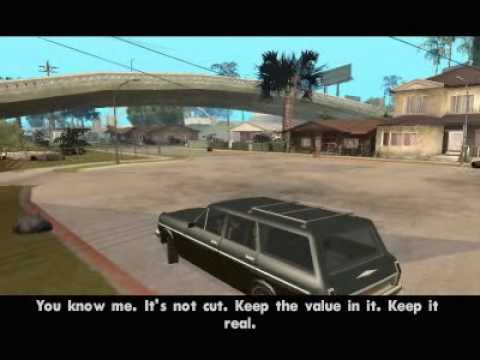 GTA San Andreas (PC) 100% Walkthrough Part 1