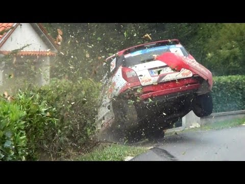 Crash 3in1:40.Croatia Rally 2013.HD