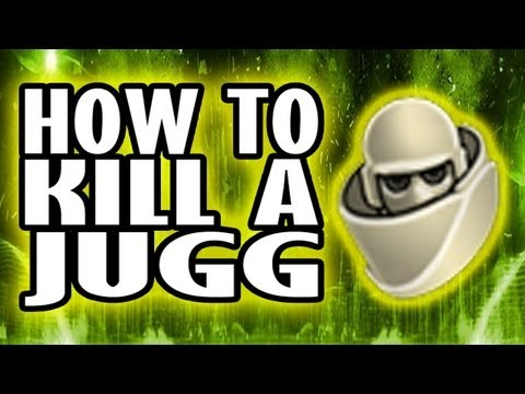 MW3 Tips and Tricks - How to Kill a Juggernaut in Modern Warfare 3