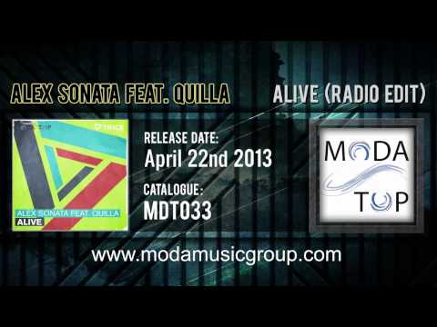Alex Sonata feat. Quilla - Alive (Radio Edit) - UCEKCu43aF2WEVlBsjqIut7A