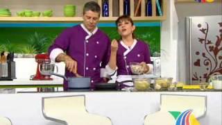 Cocina de YOLO, Pollo en salsa de champiñones.