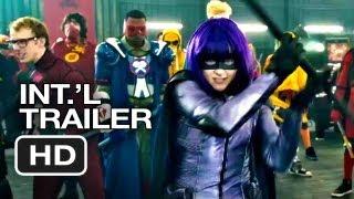 Kick-Ass 2 Official International Trailer (2013) - Chloe Moretz Movie HD