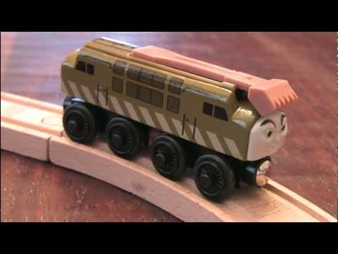 CGR Toys - DIESEL 10 Thomas & Friends toy review
