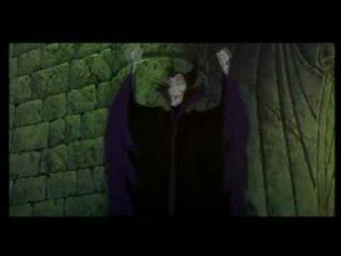 Sleeping Beauty-Maleficent(2/6)Malefiz German/Deutsch