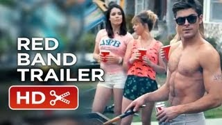 Neighbors Official Red Band Trailer (2013) - Zac Efron, Seth Rogan Movie HD