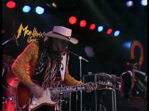 "SRV plays long Version from ""Voodoo Chile"""