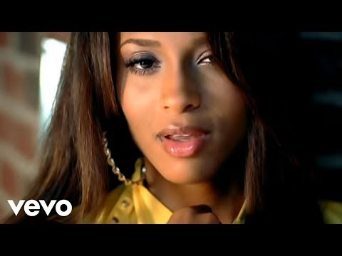 Ciara Featuring 50 Cent - Can-t Leave -Em Alone ft. 50 Cent