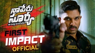 Naa Peru Surya Naa illu India First Impact
