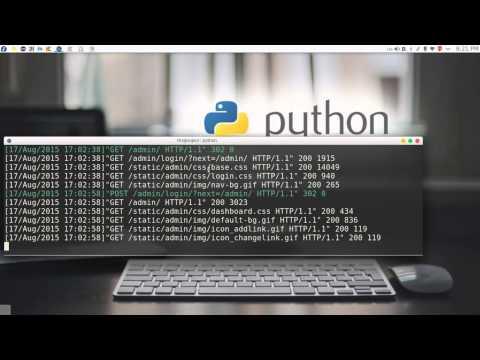 16 Python Web Django models النماذج بايثون ويب
