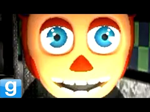 Funny new animatronic balloon boy gmod five nights at freddy s mod