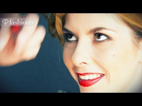 Glam Hours Photoshoot by Olivier Chauvignat | FashionTV