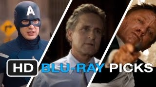 New Blu-Ray Picks - The Avengers, Bond, Fincher - September 25, 2012 HD