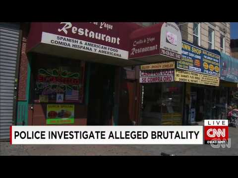 (NYPD)  alleged brutality  9/20/14
