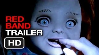 Curse Of Chucky Red Band Trailer (2013) - Chucky Sequel