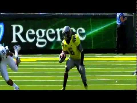 De'Anthony Thomas Oregon Highlights