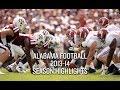 Alabama Crimson Tide 2014 Hype Video