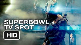 Battleship SUPER BOWL TV Spot - Liam Neeson, Rihanna Movie (2012) HD